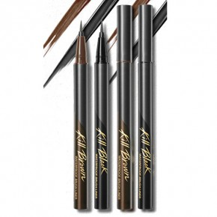 Sản phẩm với 2 màu phổ biến : đen và nâu. Giá tiền là hơn 400.000 đồng/cây.