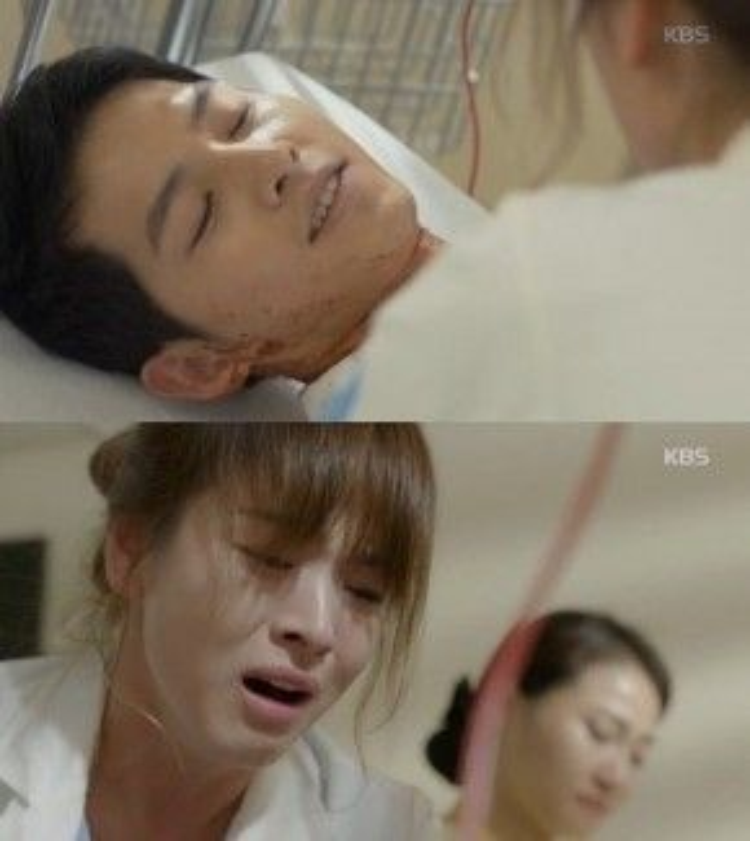 Theo nguồn tin, cặp đôi Yoo Shi Jin - Kang Mo Yeon không có cái kết trọn vẹn trong phim.