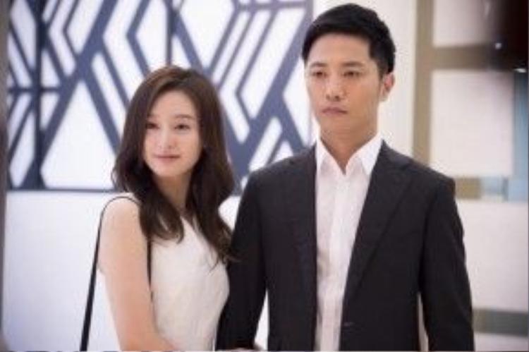 Cặp phụ Seo Dae Young - Myung Joo được ở bên nhau sau một thời gian bị ngăn cấm.
