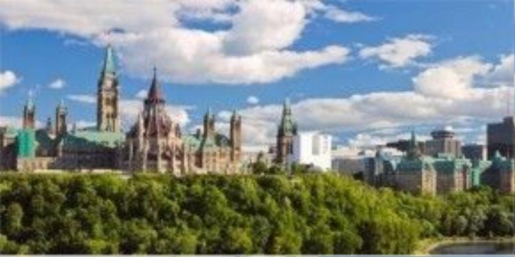 Ottowa, Canada (Ảnh: Shutterstock)