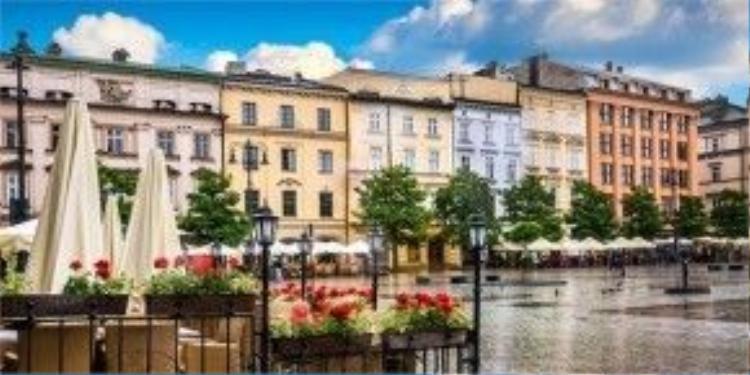 Krakow, Ba Lan (Ảnh: Shutterstock)