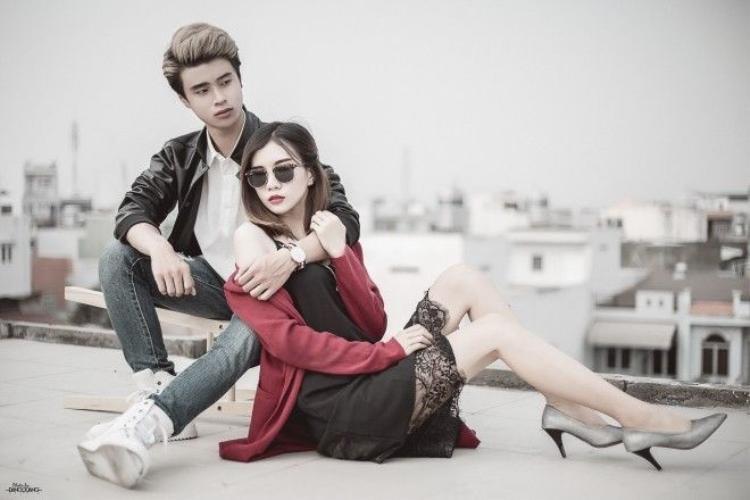 Đốn tim trước bộ ảnh thời trang của soái ca Kang Phạm