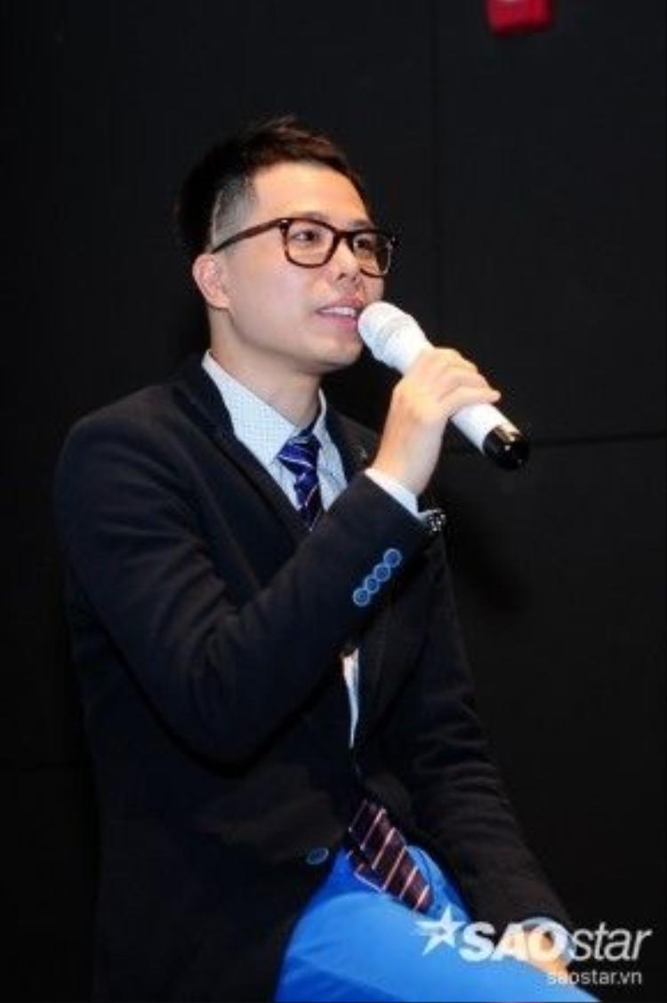 """Trịnh Thăng Bình cũng chia sẻ: """"Đây là sự hợp tác mà quyền lợi của ca sĩ sẽ được đặt lên trên hết. Đó là lời hứa của Trịnh Thăng Bình với Miu Lê""""."""