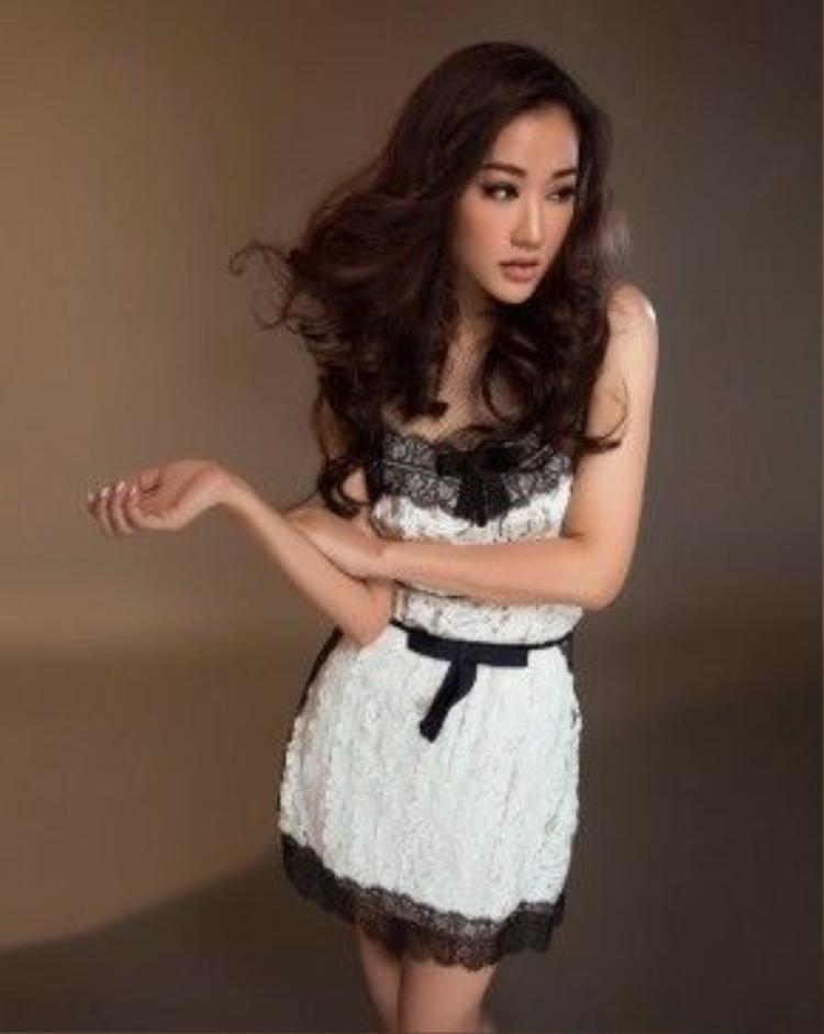Vừa qua, Maya cũng quyết định quay trở lại với điện ảnh bằng vai diễn Thiên Kim trong dự án phim điện ảnh Sài Gòn, anh yêu emcủa đạo diễn Lý Minh Thắng và La Quốc Hùng.