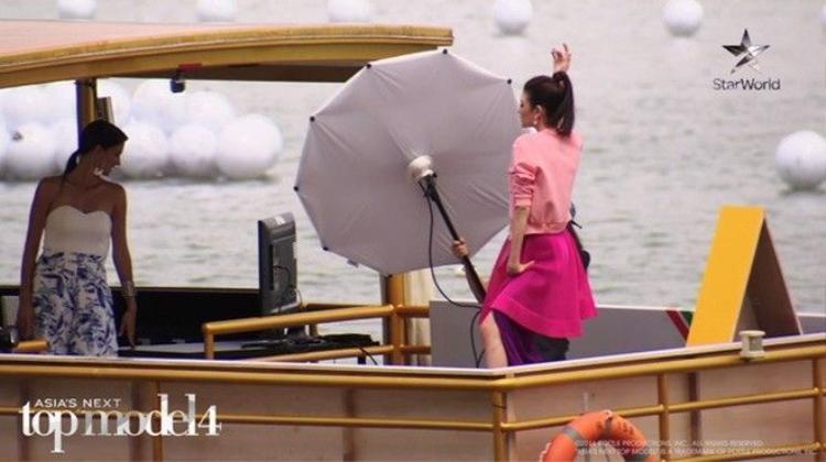 Tập 6: Sang In trên đà tỏa sáng, Angie thẳng thắn bật lại giám khảo chương trình