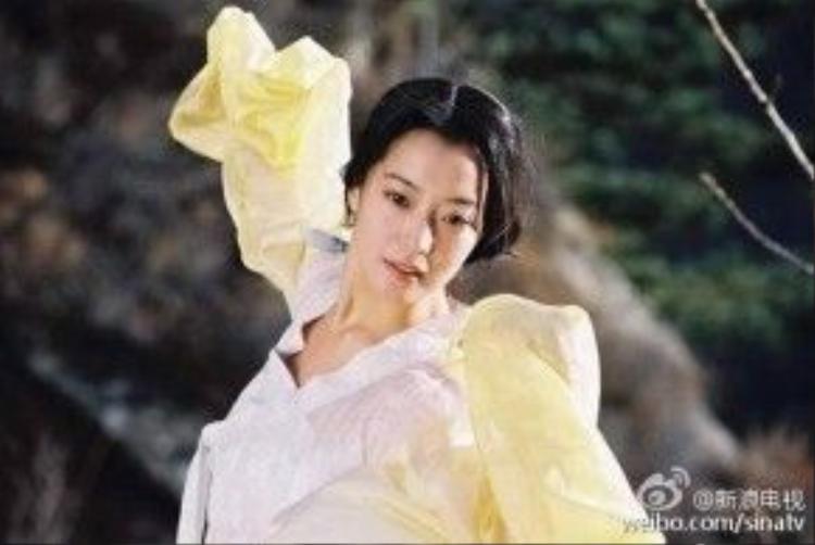 """Nàng công chúa Ngọc Thấu với vẻ đẹp """"thần tiên"""""""