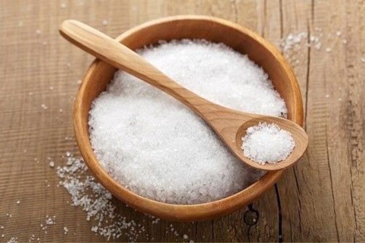 Da dẹp dáng xinh với phương pháp detox hiệu quả từ nước muối