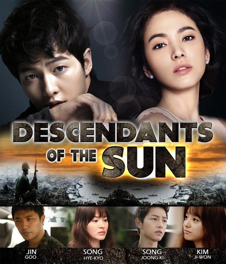 Sống lại trọn vẹn 16 tập phim Hậu duệ mặt trời qua 10 bản OST đầy cảm xúc