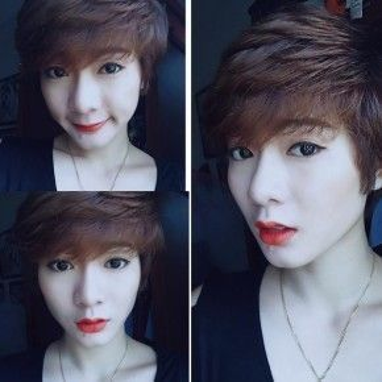 Làn da trắng sáng không tỳ vết của Kim Nhã khiến bao cô nàng phải mơ ước.