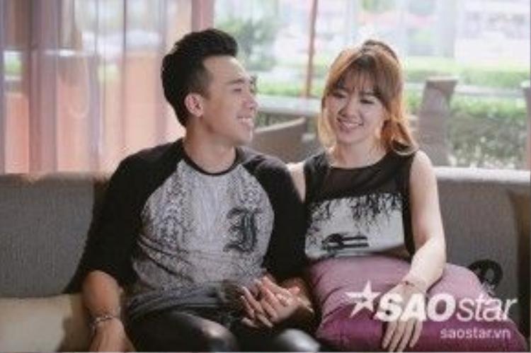 Bệnh viện malà bộ phim se duyên cho Hari Won - Trấn Thành.