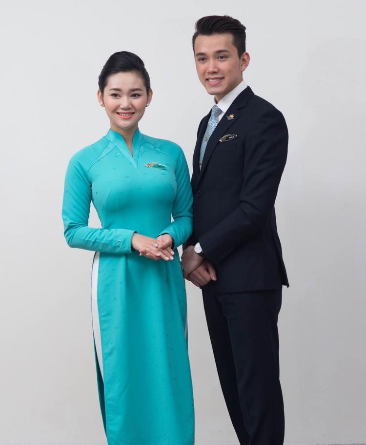 Anh Quân: Chàng thơ mới của hãng hàng không quốc gia Việt Nam