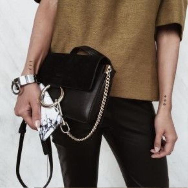 Case điện thoại lấy cảm hứng từ đá hoa cương được khởi xướng bởi blogger thời trang Vanessa Hong (TheHautePursuit)