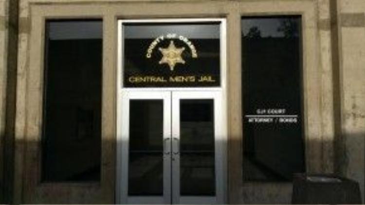 Văn phòng CJ-1 Central Jail - nơi diễn ra phiền điều trần vụ Minh Béo bị cáo buộc quấy rối tình dục trẻ em.