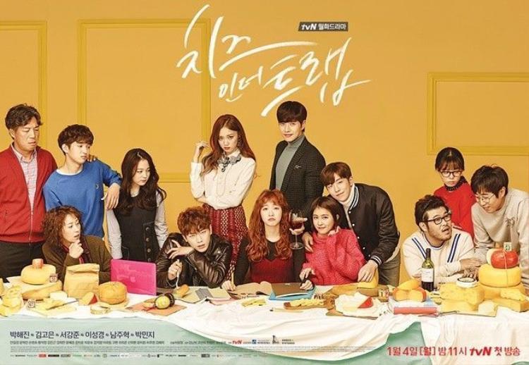 Phim chuyển thể từ webtoon  đặc sản mới của Hàn Quốc