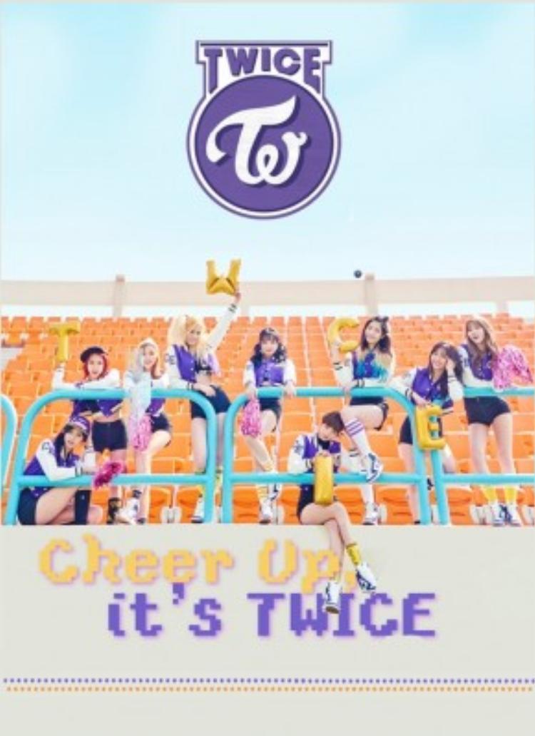 Bức hình teaser đánh dấu sự trở lạicủa TWICE.
