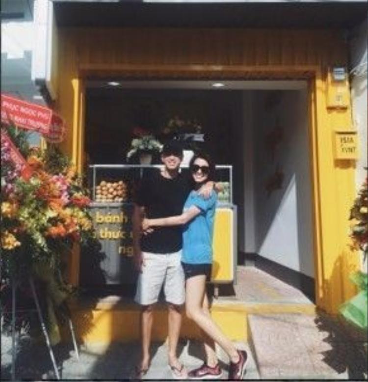 Đây được coi là một trong những cặp đôi đẹp của làng giải trí Việt.