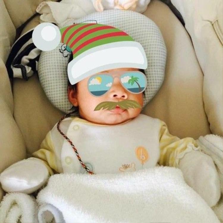 Ông bố bỉm sữa Tùng Dương nghẹn ngào viết tâm thư cho con trai 4 tháng tuổi