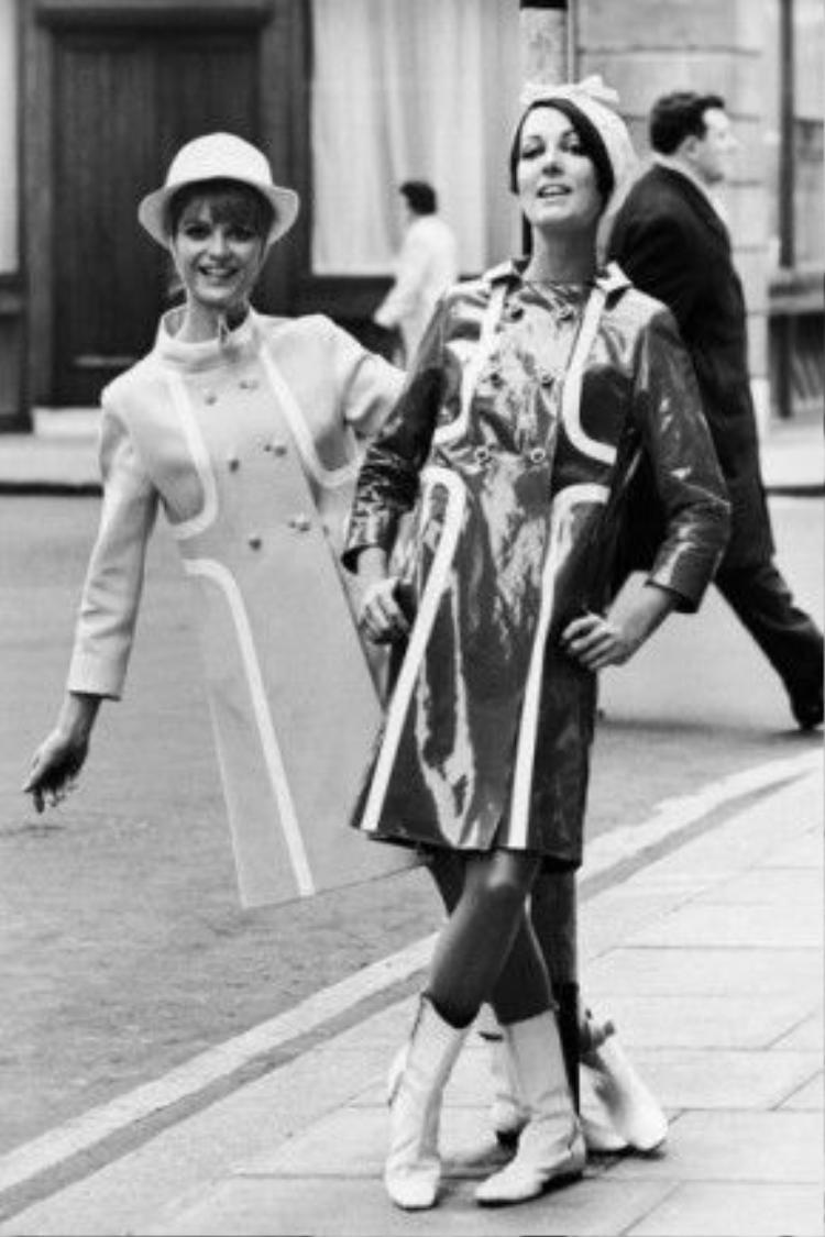 Trào lưu street style couple có từ thời… ảnh trắng đen!