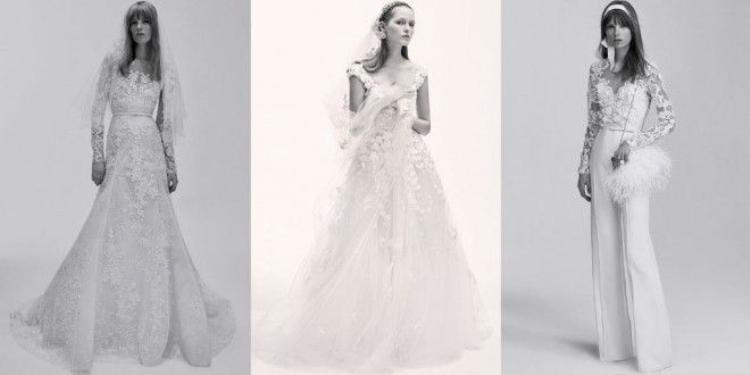 BST áo cưới mới nhất của Elie Saab: Đẹp đến độ nhìn làmuốn cưới!