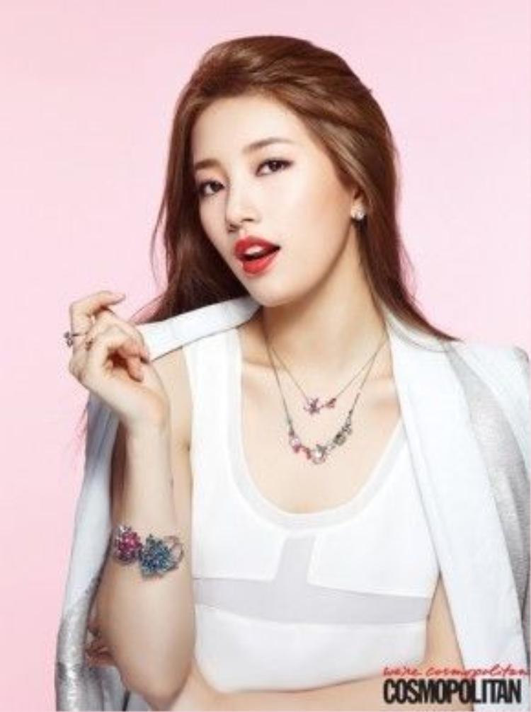 Một khi hoạt động solo, chắc chắn danh tiếng của Suzy sẽ tiếp tục bỏ xa các thành viên miss A.