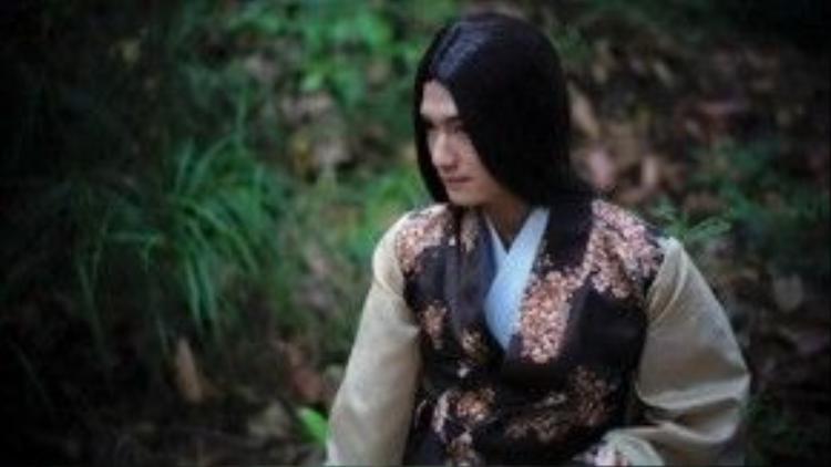 Huỳnh Anh trong vai Sát Thiên Mạch.