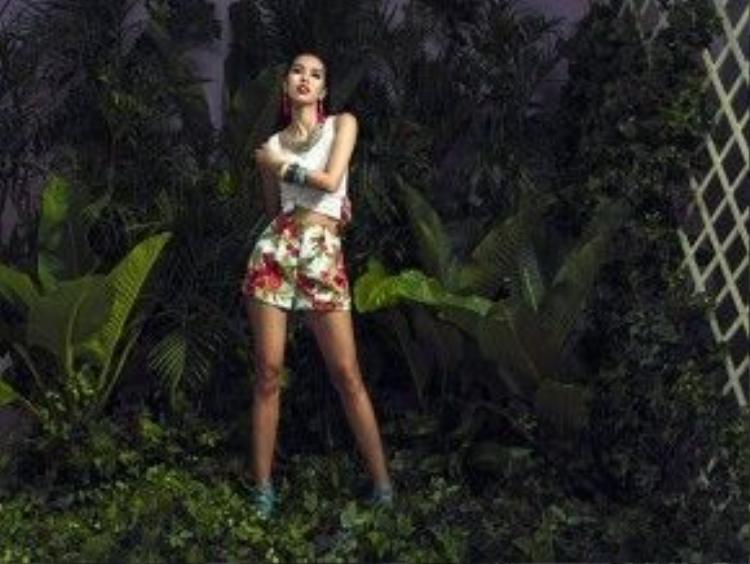 Tháng 5, Hà Anh mời hoa hậu và các áhậu Miss Global, cuộc thi hoa hậu quốc tế về Việt Nam để thực hiện một chuỗi hoạt động tại Việt Nam.