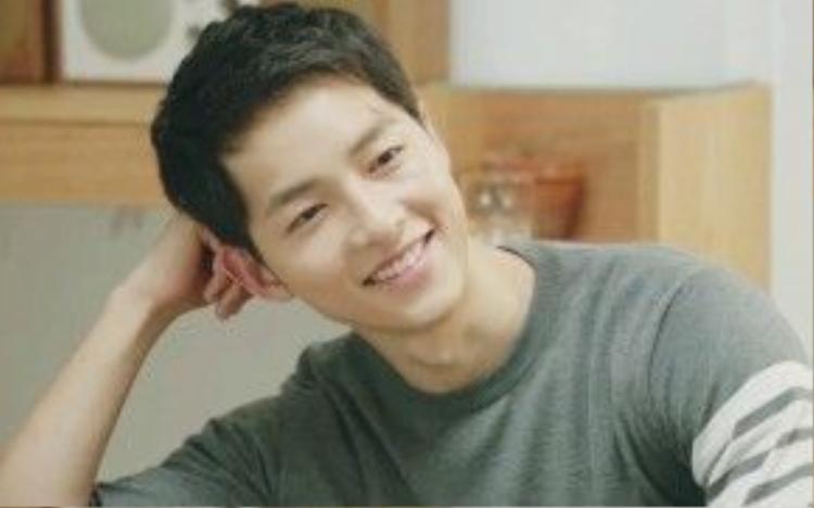 Vai diễn Yoo Shi Jin đã giúp Song Joong Ki vụt sáng trở thành ngôi sao đắt giá của điện ảnh Hàn Quốc