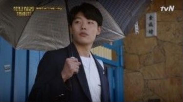 Ngoại hình lạ của Ryu Joon Yeol lại rất phù hợp với 'mặt cún' Kim Jung Hwan
