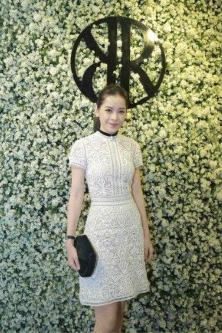 Hot girl - diễn viên Chi Pu.