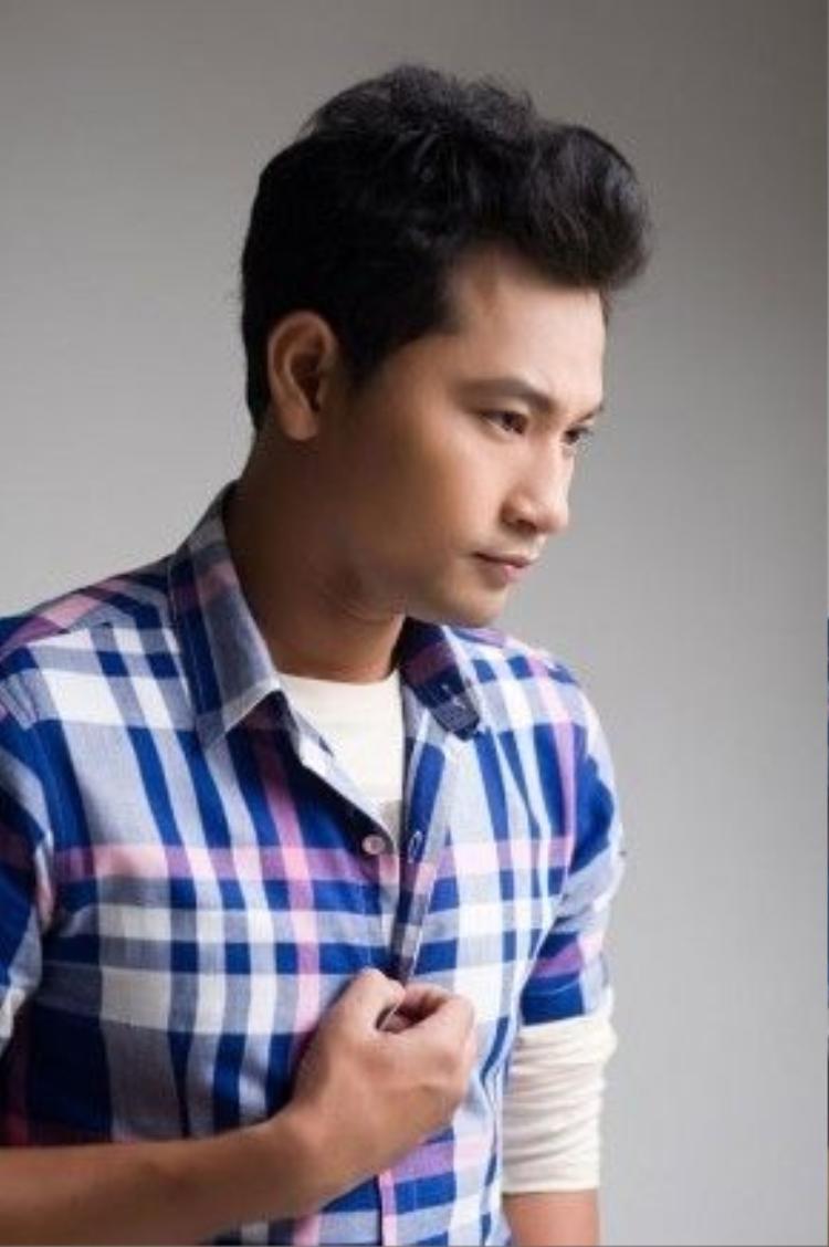 Nam diễn viên Huỳnh Đông