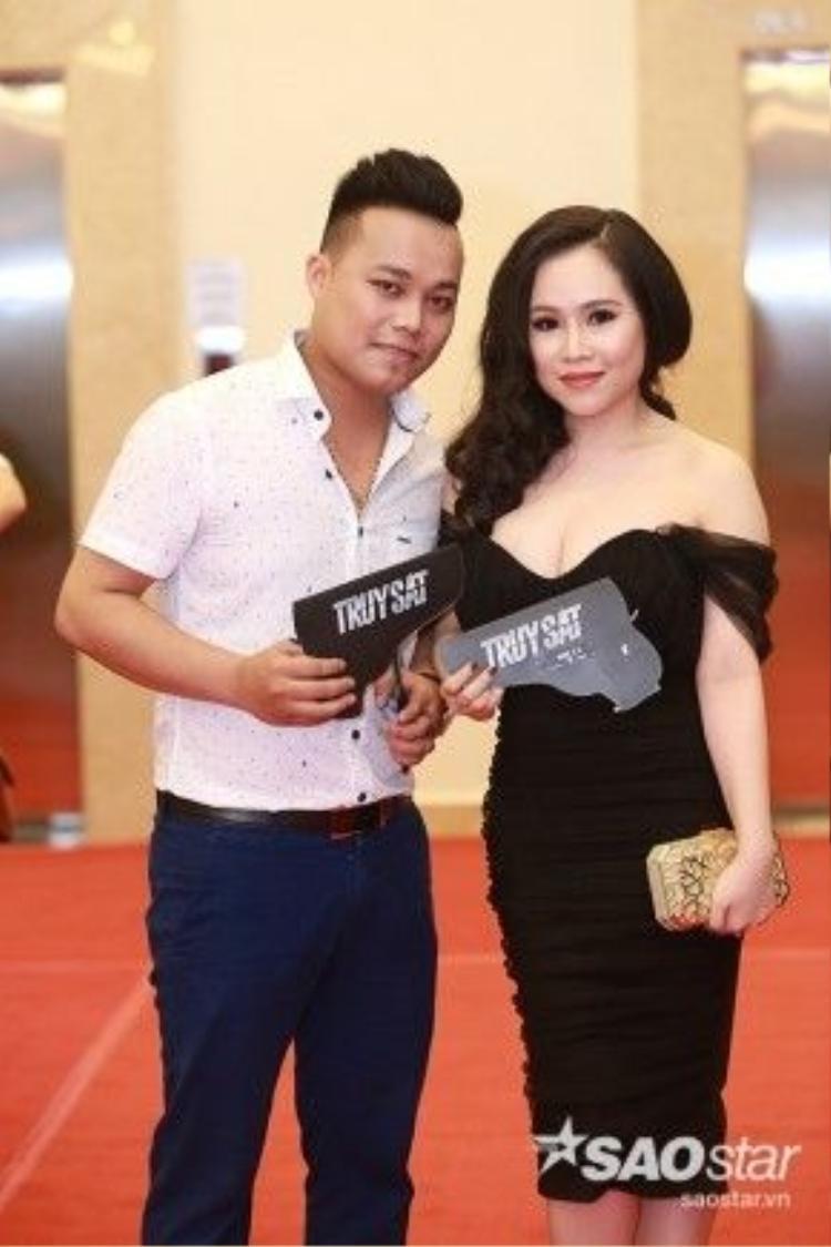 Ca sĩ Trương Phương.