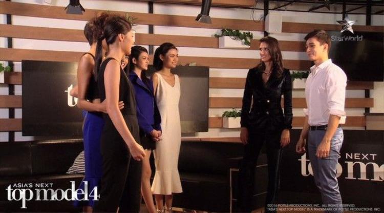 AsNTM Tập 7: Các cô gái thi nhau quyến rũ loạt trai đẹp
