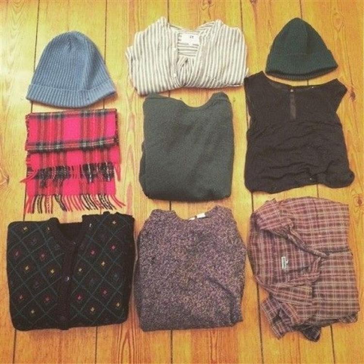 Tâm sự gây sốt: Sống một năm mà không cần sắm quần áo mới