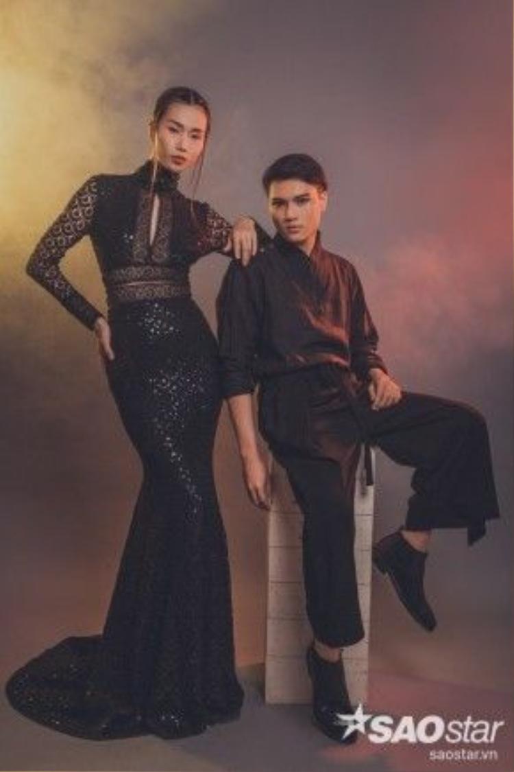 Đức Tùng chia sẻ, sau khi tham khảo loạt hình về các fashionista có mặt ở tuần lễ thời trang Tokyo, Tùng thật sự thích thú với những cách phối trang phục của các bạn trẻ tại đất nước này.