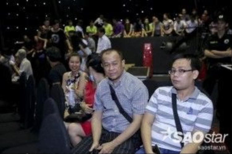 Chương trình thu hút khá đông lượng khán giả lớn tuổi đến tham gia chương trình.