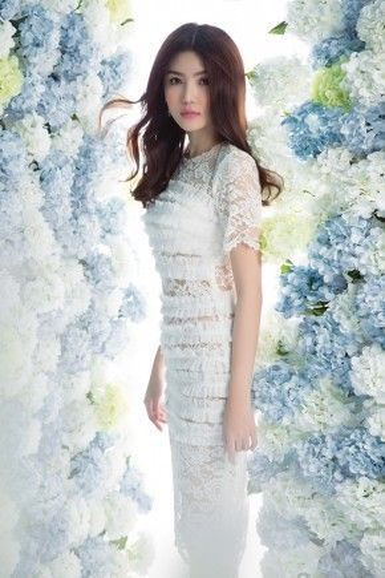 Bên cạnh đó, khi thu xếp được thời gian, Ngọc Duyên còn nhận lời trình diễn trong các show thời trang uy tín để trau dồi, tích lũy kinh nghiệm làm mẫu.
