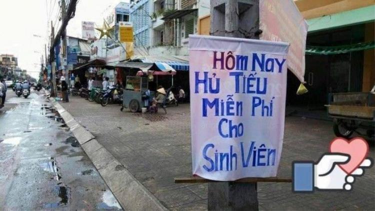 Câu chuyện cảm động về một tô mì ở Sài Gòn