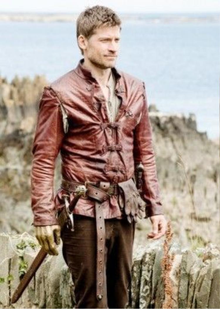 Jaime Lannister là một trong những hiệp sĩ vĩ đại nhất 7 phụ quốc.