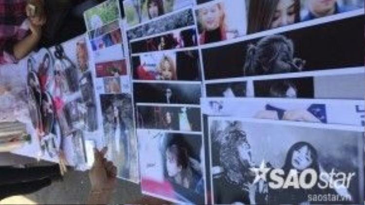 Mỗi gian hàng đều được các fan bỏ công sức trang trí tỉ mỉ, bắt mắt và hết sức công phu.