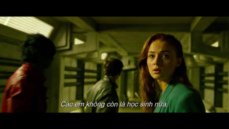 Người Sói bất ngờ khoe móng trong trailer mới của X-men: Apocalypse