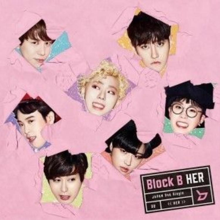 Album Her củaBlock B.
