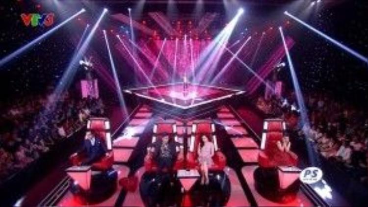 Giọng hát Việt nhí là một trong những chương trình truyền hình đạt lượng rating cao nhất.