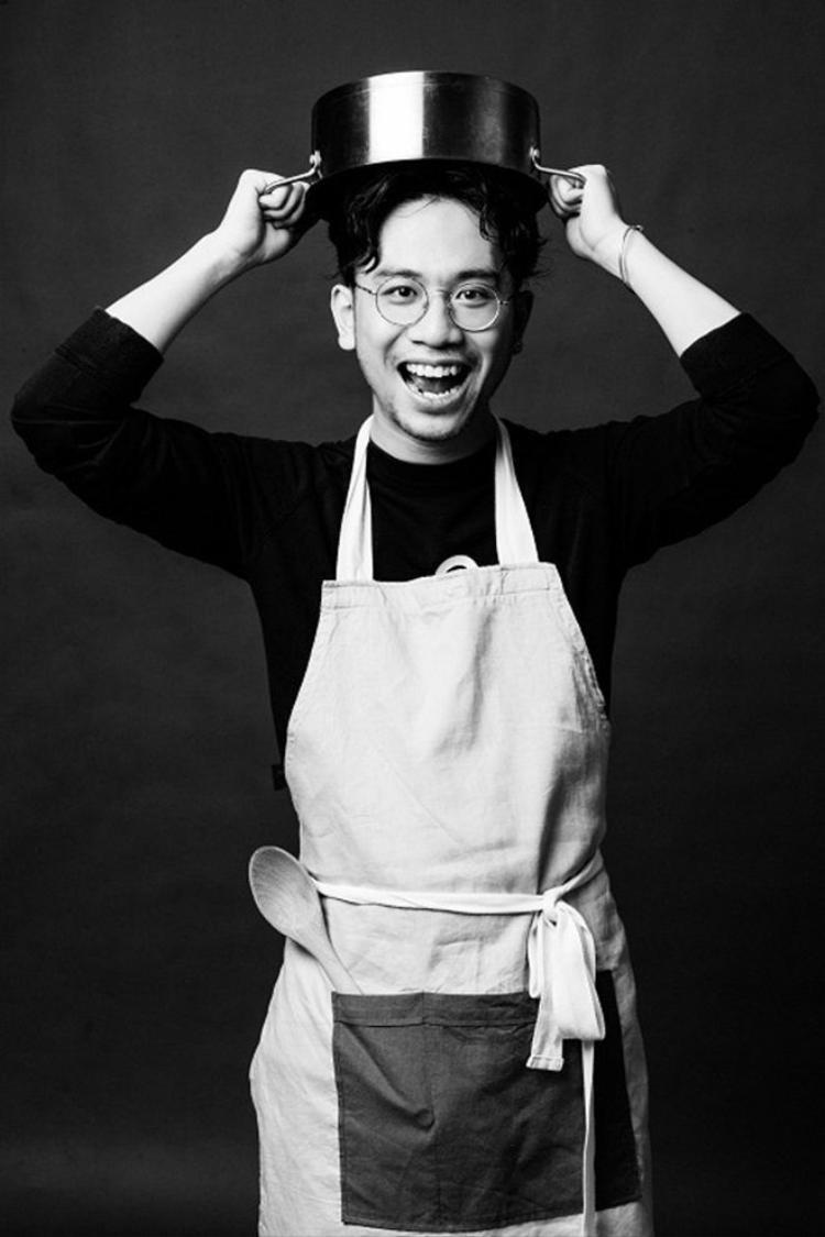Vũ Đặng  Chàng trai Kim Ngưu đam mê nấu nướng