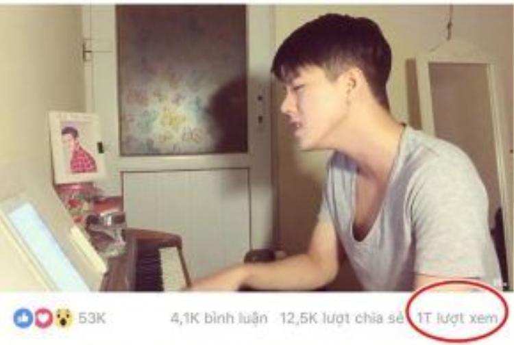 Bản cover ngẫu hứng đạt 1 triệu lượt xem của anh chàng hotboy Minh Châu.