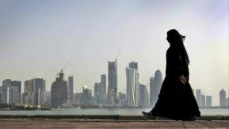 Một số nước như Qatar có thái độ và cách ứng xử với phụ nữ hoàn toàn khác biệt với phương Tây