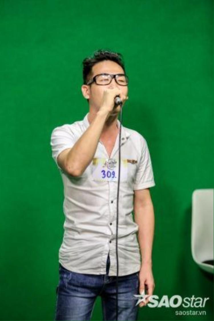 Ngoài ra, chương trình cũng thu hút được nhiều phần dự thi của các thí sinh đặc biệt như chàng trai khiếm thị Nguyễn Hoàng Phương đến từ Hải Phòng …