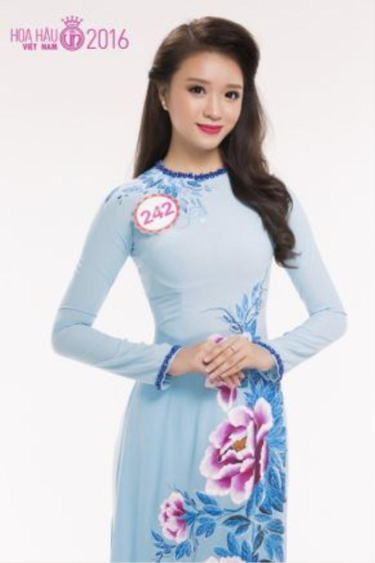 SBD 242 - Nguyễn Thị Như Thuỷ.