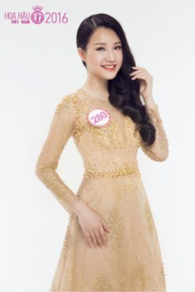 SBD 280 - Lê Trần Ngọc Trân.