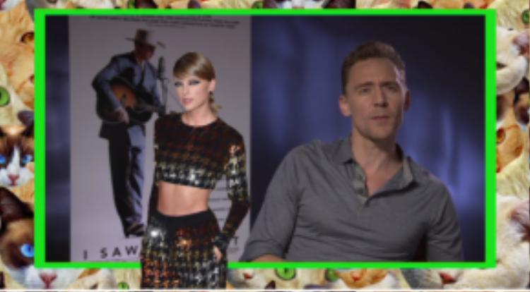 Tom Hiddleston liên tục nhắc đến Taylor Swift sau Met Gala.