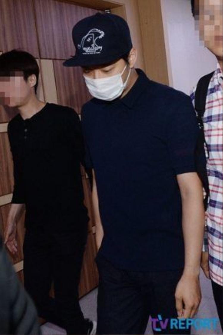 Yoochun liên tiếp bị tố cáo cưỡng dâm.